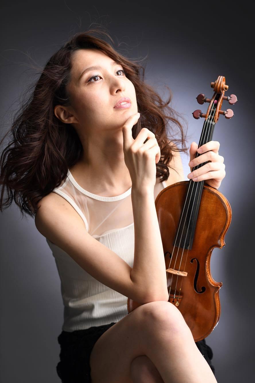 Kanako Yamaguchi (Vn.) | JAPAN POPULAR CLASSICS ORCHESTRA